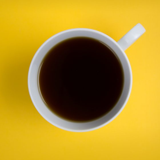 Café beneficioso para el hígado